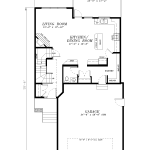 H-936-BGU3-Main Floor Plan