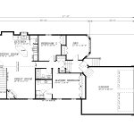 R-614-BG2-Floor Plan