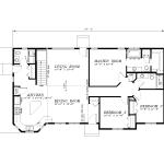 A-673-BU2-Floor Plan