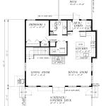 H-450-B3-Main Floor Plan