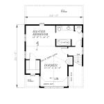 H-778-BU2-Upper Floor Plan