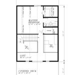 L-115-Upper Floor Plan