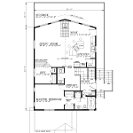 L-74-Upper Floor Plan