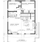 L-77-Upper Floor Plan