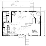 M-525-B2-Floor Plan