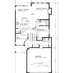R-640-BGU2-Main Floor Plan