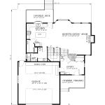R-654-BGU2-Main Floor Plan