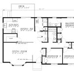 U-3436-B2-Floor Plan